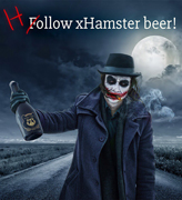 Halloween with the xhamster craft beer