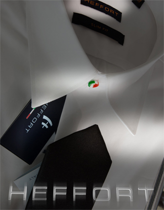 Shirts franchise program of Italian fashion shirts for men, Heffort shirts franchise vendors the real Italian men shirts collection for winter and summer seasons, Heffor offers classic shirts for franchising, Italian classic shirts and fashion shirts for men franchise business, Heffort is an Italian trademark created to men fashion distributors, franchising and wholesalers. Heffort shirts manufactured by Texil3 introduces a new way to become a Partner in shirts Business: a modern franchising to grow up together with our partners and increase fashion shirts business profit.