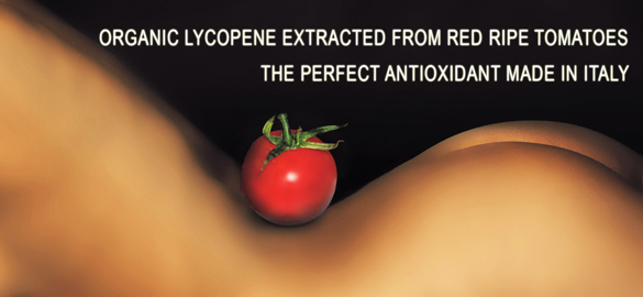 The organic lycopene is an exclusive product worldwide patented by Pierre Group Italy as the perfect antioxidant extracted without solvents or any chemical process directly from ripe red tomatoes... to produce the uniques organic dietary and health supplements products of the health market